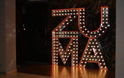 Ресторан «Zuma» в ТЦ «Гулливер»