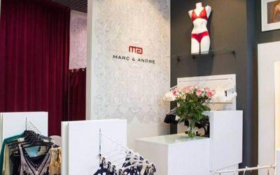 Магазин «MARC & ANDRÉ»