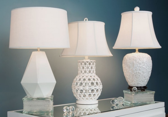 Як вибрати абажур для світильника?